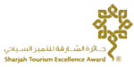 Sharjah tourism Excellence Award2013